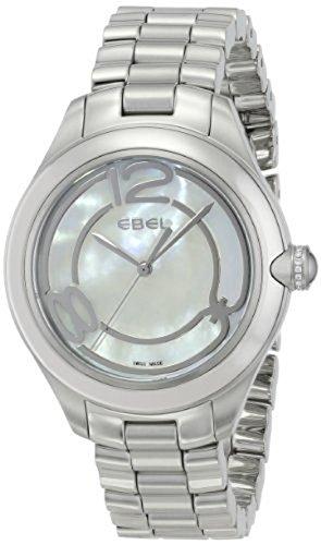 Ebel 1216103Observatorio Nacional de las mujeres reloj de acero inoxidable por Ebel