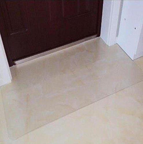 Pvc-matte für teppiche, Multi-purpose floor protector,Klar rechteck pvc boden matte protektor 2.0mm dicke für hartholz fußböden home office schreibtisch-stühle Mehrere größen-E 120x180cm(47x71inch)