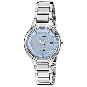 Seiko SUT351 – Reloj de cuarzo japonés para mujer con correa de