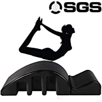 Pilates Spine Yoga Pilates Yoga Pilates Arco cama de masaje, rápida pérdida de peso, equipo de yoga for mantenerse en forma y cuerpo que adelgaza formando la Recuperación de la Salud, Tronco diosa Ima