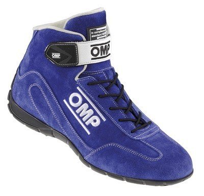 Omp Racing Schuhe (Omp ompic/80004142ENDURANCE OMP dunkelblau Größe 42)