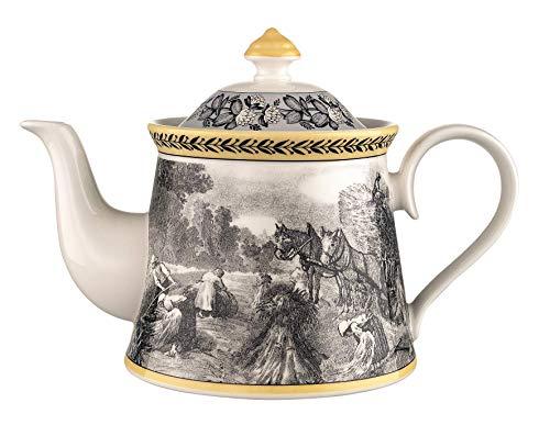 Villeroy & Boch Audun Ferme Teekanne 6 Pers. 1,10l Fine China Teapot