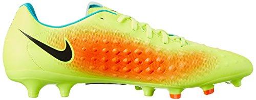 Nike Herren Magista Onda Ii Fg Fußballschuhe Amarillo (Volt / Black-Total Orange-Clear Jade)
