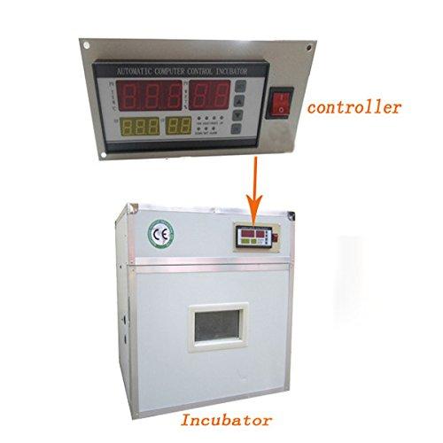 Neuf Grande incubateur automatique contrôleur multifonctions pièces avec capteurs de température humidité Xm-36