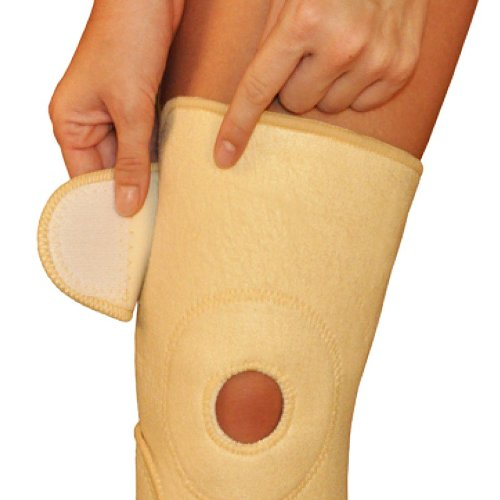Magnetische Kniebandage FR mit Klettverschlusses für jede gewünschte Größe