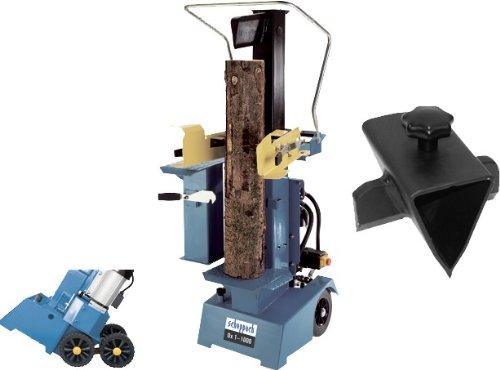 Preisvergleich Produktbild 10-Tonnen-Hydraulikspalter HOLZSPALTER OX-1 -1000 10 T 16040936