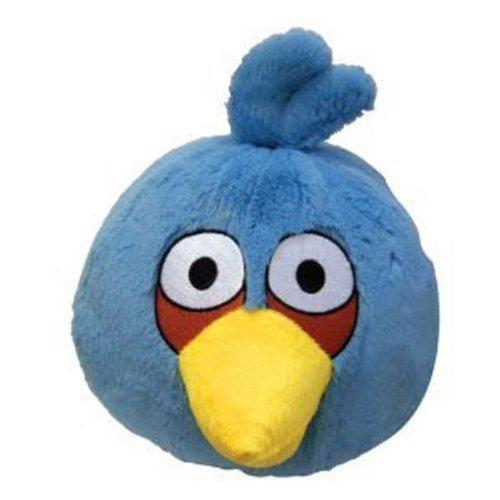 "Angry Birds - Blue Bird Plush - 15cm 6"""