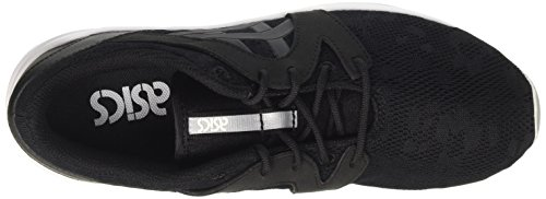 ASICS Donna Nero Gel-Lyte Komachi Sneaker Nero (Black / Black)