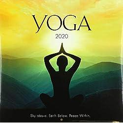 Yoga 2020 Calendar