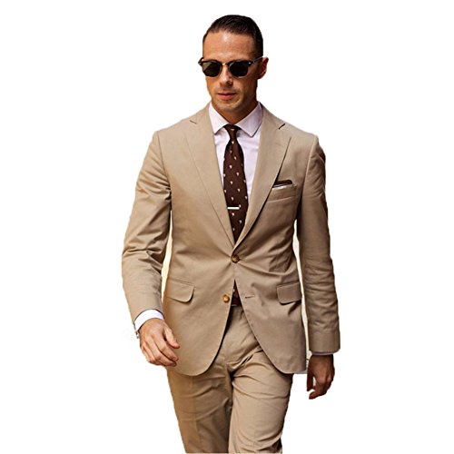 Leader of the Beauty -  Giacca da abito  - Uomo Khaki
