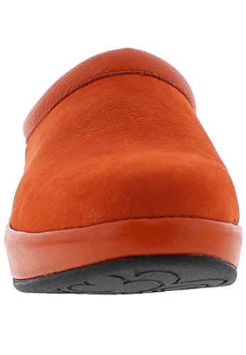 FLY London Damen Beak809fly Pantoletten Orange