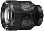 Sony SEL85F14GM E Mount - Full Frame 85mm F1.4 G Master Lens (Black)