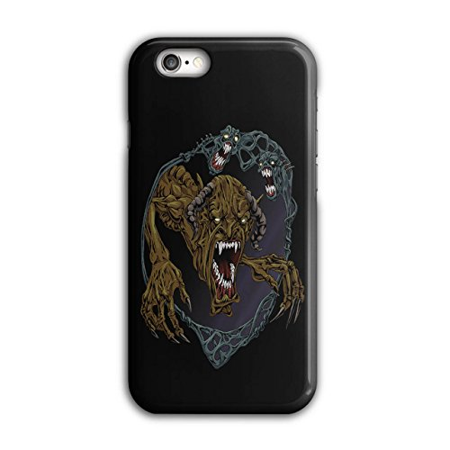 Monster Halloween Horror Schlecht Monster iPhone 6 / 6S Hülle | (Kostüm Iphone Halloween 6)