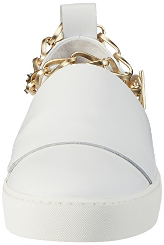 Stokton Womens 103-d High Sneaker White (bianco)