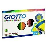 2x Giotto supermina 36crayons de couleurs