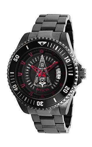 Invicta STAR WARS Homme Bracelet Acier Inoxydable Automatique Montre 26560