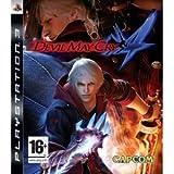 Devil May Cry 4 PEGI (PS3) Z2 gebr.