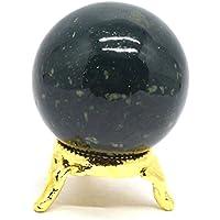 Heilung Kristalle indiatourmaline Ball schwarz 08Schutzhülle Crystal Stein Strahlung Abweiser Kugel natur 6,3cm preisvergleich bei billige-tabletten.eu