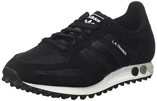 online retailer f09b9 a786d adidas La Trainer Og, Sneaker a Collo Basso Uomo, Nero Core Black Ftwr