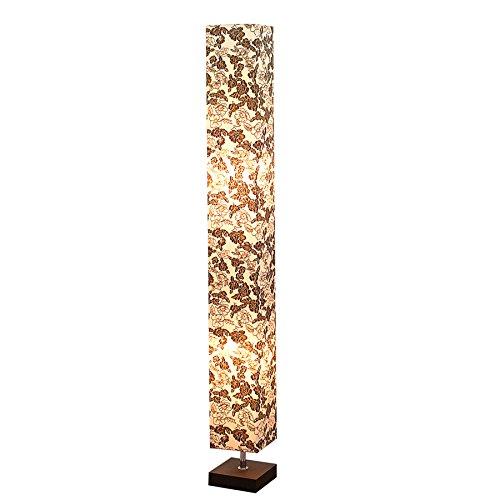 edle-design-stehleuchte-paris-floral-120cm-schwarz-weiss-lampensaule