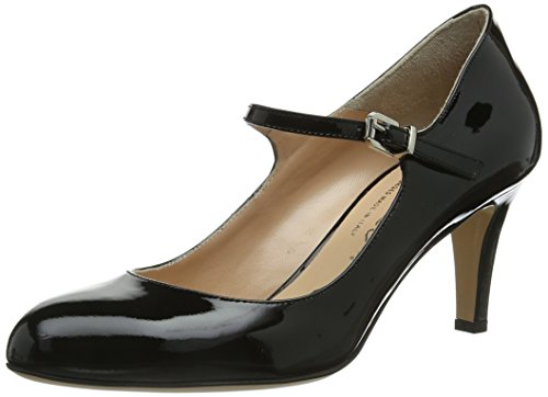 Evita Shoes, Chaussures à talons - Avant du pieds couvert femme Noir - Noir