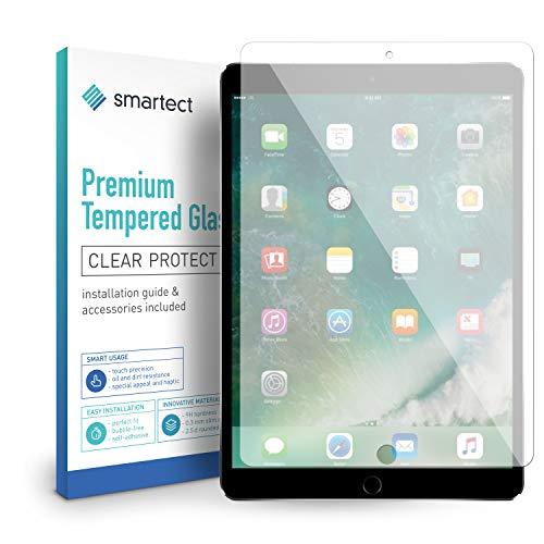 smartect Panzerglas für iPad Air 10.5 2019 / iPad Pro 10.5 - Bildschirmschutz mit 9H Härte - Blasenfreie Schutzfolie - Anti Fingerprint Panzerglasfolie