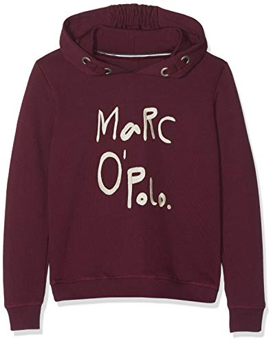 Marc O' Polo Kids Mädchen 1/1 Arm Sweatshirt, Violett (Pickled Beet Purple 7044), 98