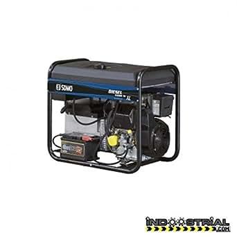SDMO Stromerzeuger Diesel 15000 TE XL C 230/400 V 12,5 kVA