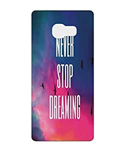 Techno Gadgets Back Cover for Samsung Galaxy A5 (2016)