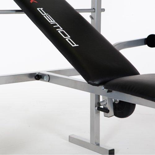Verstellbare Hantelbank inklusive Gewichten (25 kg) im Test - 6