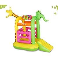 xueyan& Aufblasbare Indoor Trampolin, Junge Freizeitpark Spielzeug Haus Babyausstattung, Separate Cartoon Trampoline