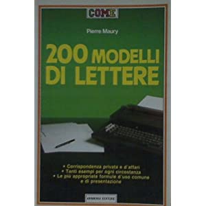 Duecento modelli di lettere
