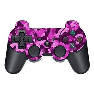Disagu Design Skin für Sony PS3 Controller – Motiv Camouflage Pink