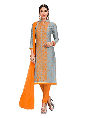 Applecreation Cotton dress material for women party wear dress meterials for women dress material for ladies cotton_2INTR1008