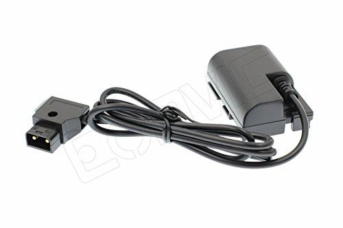 eonvic D-Tap smallhd 501Monitor Power Kabel, Canon DSLR LP-E6Schnuller Akku Adapter Power Kabel