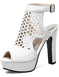 Womens Shoes Comfort Sandals Walking Shoes  Damen Sandalen  Sandalette Meine Damen Big yards Sandalen  stilvolle...