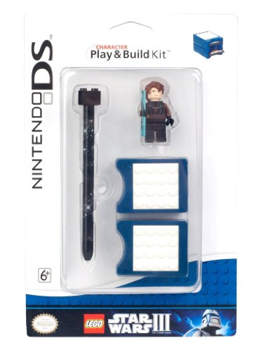 Lego Star Wars III Character Play & Build Kit Nintendo DS by BD&A (Lego Ds Star Wars 3)