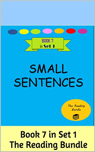 Small Sentences - Flash cards (Book 7 of Set 1) by The Reading ...