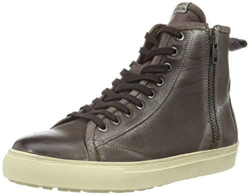 Pepe Jeans Norwich Zip, Baskets Basses Homme