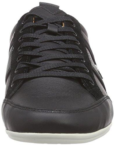 Lacoste Chaymon Prm2, Baskets Basses Homme Noir - Noir (02H)