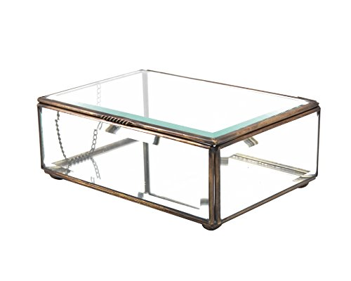 Moycor 7590120.0 Bisel - Caja rectangular, 15x10x7 cm
