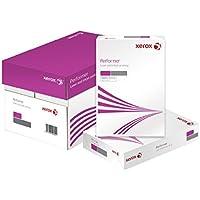 Xerox Performer - Paquete de 2500 folios de papel A4 para imprimir, color blanco