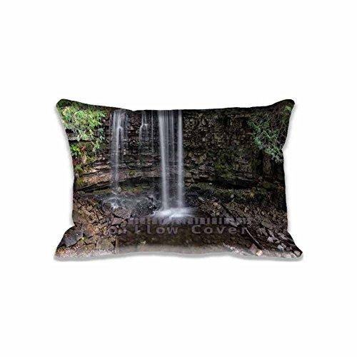 hilton-falls-ontario-pillow-protector-home-dcor-standard-pillow-case-cover-20x30inch2-sides