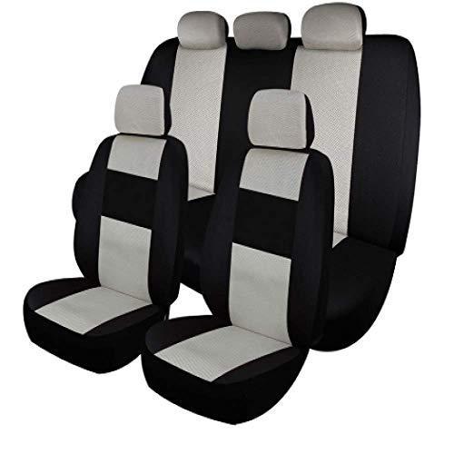WANGLEISCC Coprisedile per auto, per peugeot 206 508 308 301 3008 2017 205 106 307 207 accessori auto copris