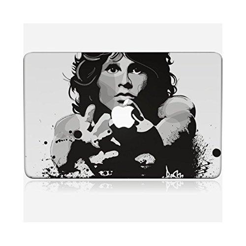 Skin iPhone 5C de chez Skinkin - Design original : Morrison par Besss Skin MacBook 12