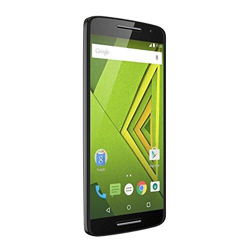 Motorola Moto X Play - Smartphone de 5 5   Full HD  4G  1 7 GHz Octa Core  2 GB RAM  16 GB  c  maras de 21 5 MP  Android 5 1 1  color negro