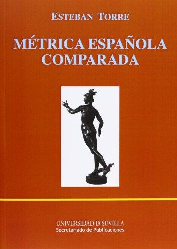 Métrica española comparada (Manuales Universitarios)