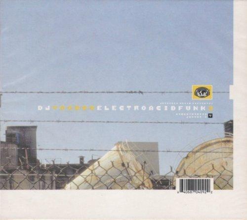 Electroacidfunk, Vol. 3 by DJ Voodoo (2000-01-25)