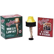 A Christmas Story Leg Lamp Kit (Miniature Editions)
