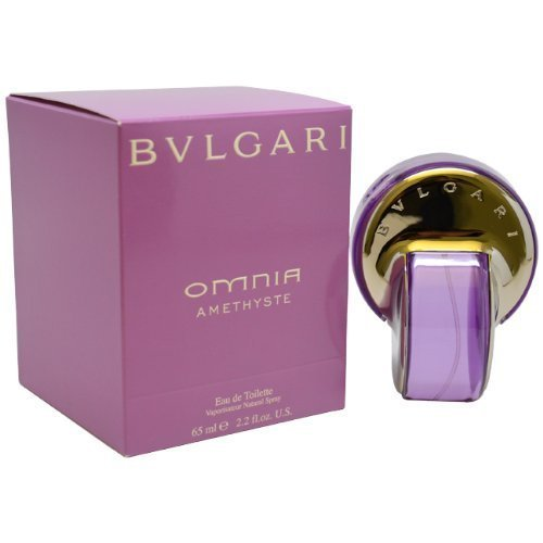 Bulgari Omnia Amethyste Eau De Toilette Spray for Women 65ml by Bulgari (English Manual)